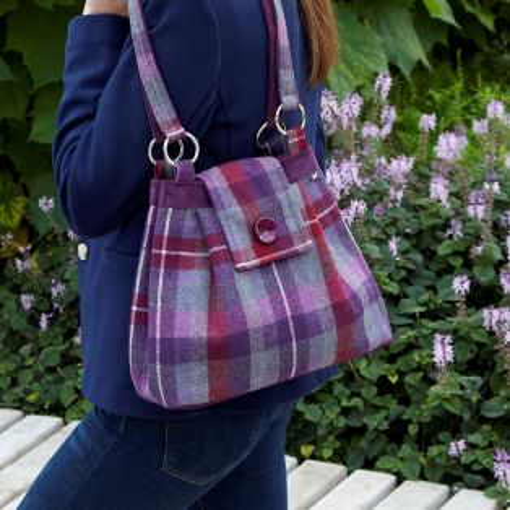 Tweed Ava Bag