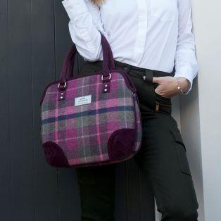 Tweed Grace Bag