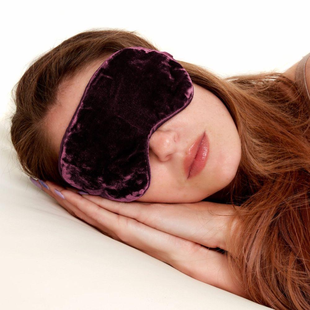 Velvet Eyemask