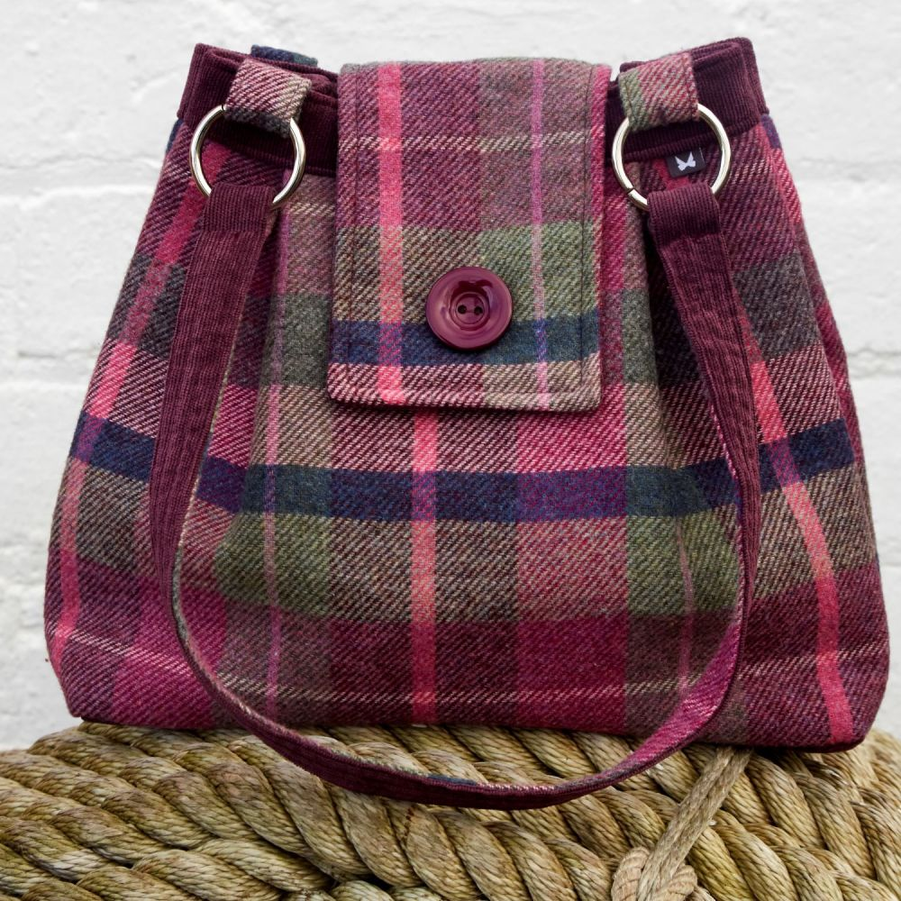 Tweed Ava Bag