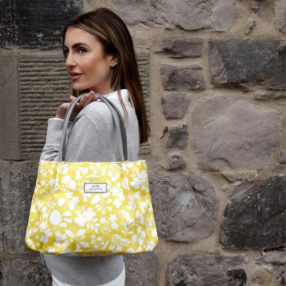 Spring Oil Cloth Freya Bag