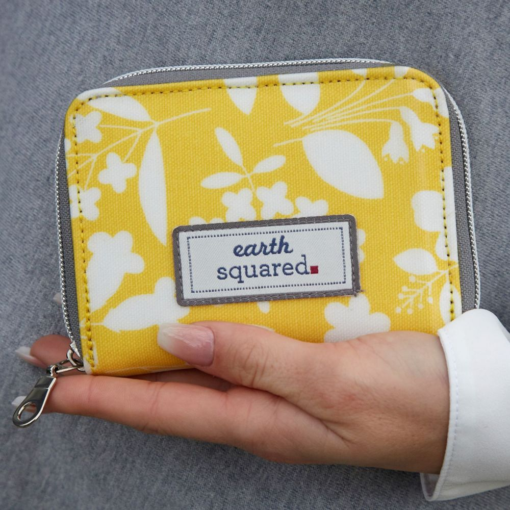 Spring Oil Cloth Wallet